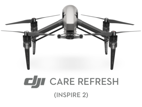 DJI CARE REFRESH (INSPIRE 2 AIRCRAFT)
