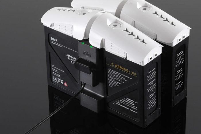 DJI Caricabatterie Multiplo Inspire 1