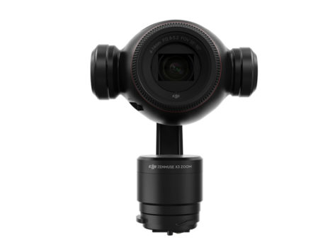 DJI Osmo+ - Zenmuse X3 Zoom Gimbal and Camera