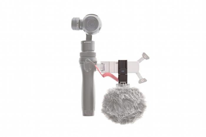 DJI Osmo Supporto per Microfono a Rilascio Rapido 360°