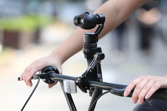 DJI Osmo Supporto per Bike