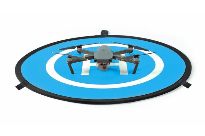PGYTECH Tappeto di atterraggio (diametro 75 cm)