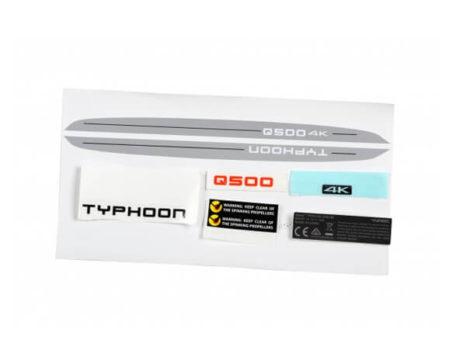 Yuneec Kit Adesivi Typhoon Q500 4k