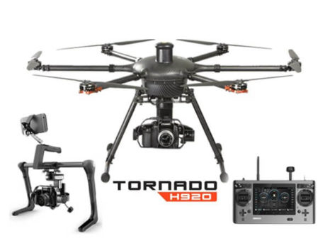 Yuneec Tornado H920 RTF + ProAction + ST12