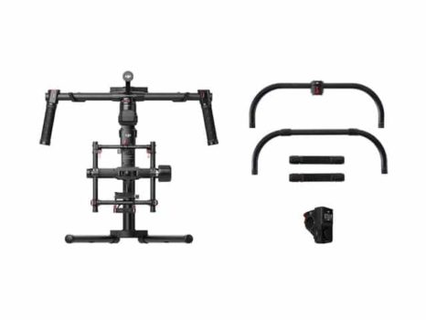 DJI Ronin-MX + Wireless Thumb Controller + Impugnatura