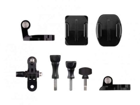GoPro Grab Bag 2.0 Kit Fissaggi e Snodi