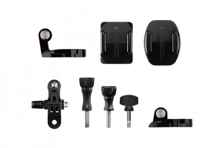 GoPro Grab Bag 2.0 Kit Fissaggi e Snodi