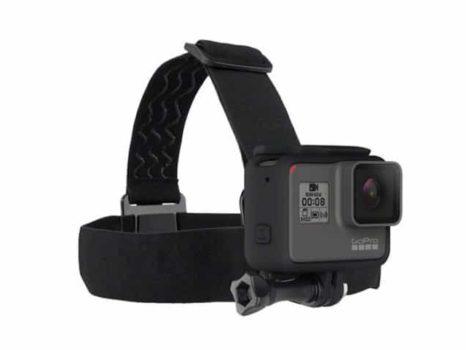 GoPro Head Strap Elastico Testa con QuickClip