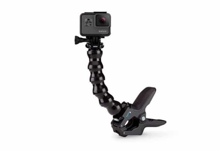 GoPro Jaws Flex Morsa con Braccio Regolabile