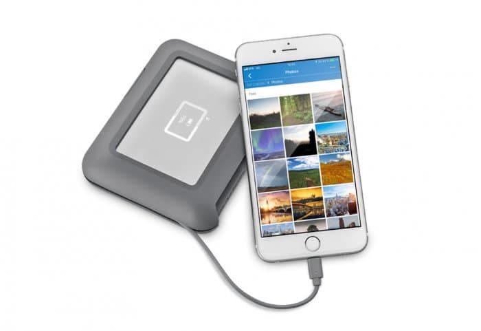 LaCie DJI Copilot Hard Disk e Power Bank per droni e GoPro