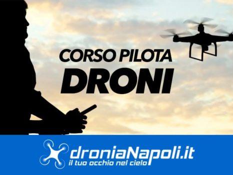 CORSO PILOTA DRONI