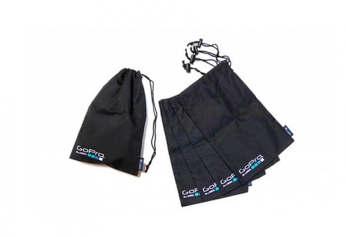 GoPro Bag Pack Sacchetti protettivi per GoPro