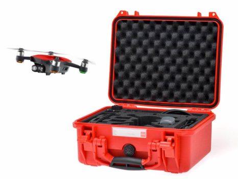 VALIGIA HPRC2300 PER DJI SPARK FLY MORE COMBO (ROSSA)