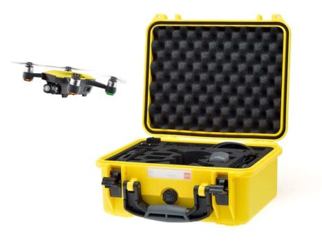 VALIGIA HPRC2300 PER DJI SPARK FLY MORE COMBO (GIALLA)