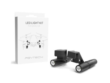 PGYTECH Kit Led per DJI Mavic Air
