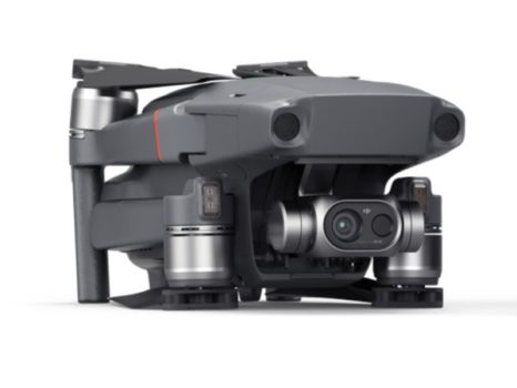 DJI Mavic 2 Enterprise DUAL con Camera Termica