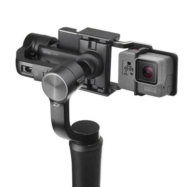 PGYTECH Adattatore per Fotocamera e Gimbal DJI Osmo Mobile