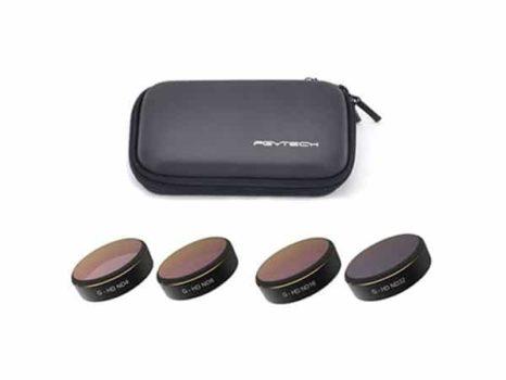 PGYTECH Kit Filtri per Phantom 4 Pro