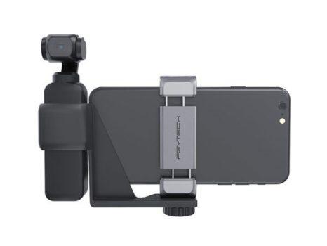 PGYTECH Set di supporto telefono per Osmo Pocket