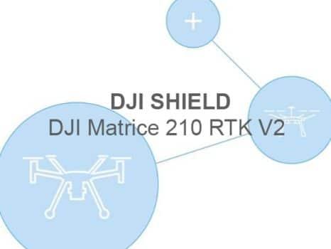 DJI Matrice 210 RTK V2 Enterprise Shield