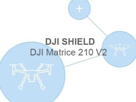 DJI Matrice 210 V2 Enterprise Shield