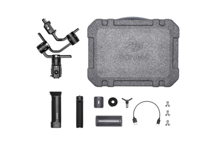 DJI Ronin-S Kit Essentials