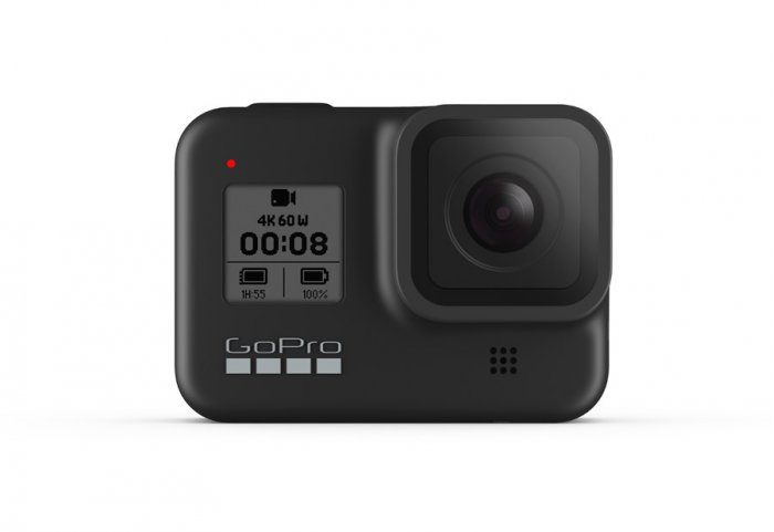 GOPRO HERO 8 LA NUOVA ACTION CAM