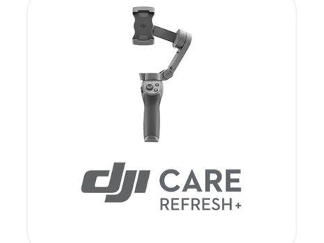 DJI CARE REFRESH + OSMO MOBILE 3