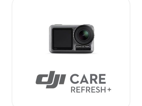 DJI CARE REFRESH + OSMO ACTION