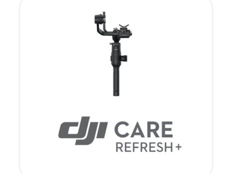 DJI CARE REFRESH + RONIN-S
