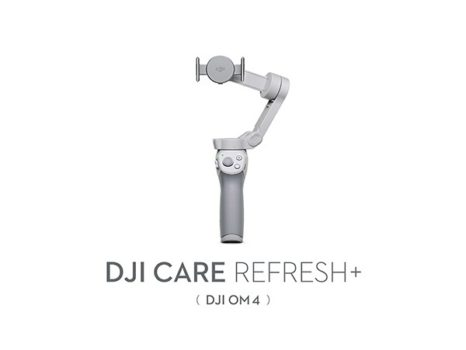 DJI CARE REFRESH + OSMO MOBILE 4