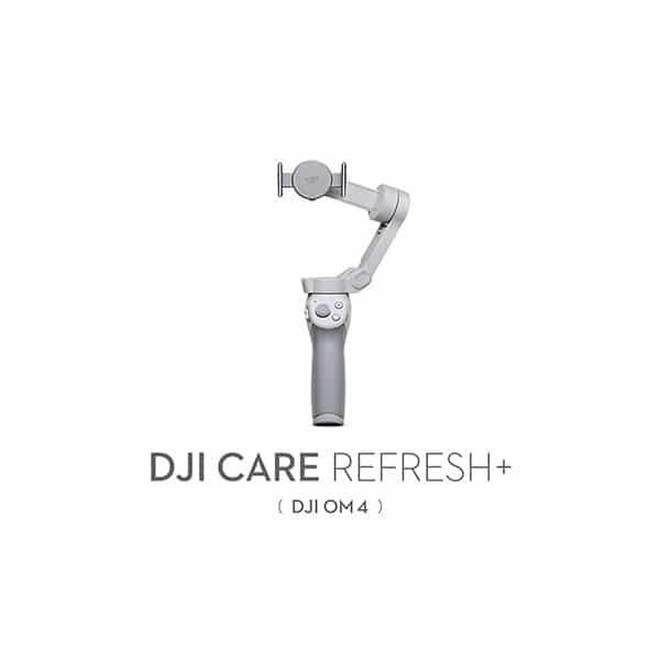 DJI CARE REFRESH + OSMO MOBILE 4