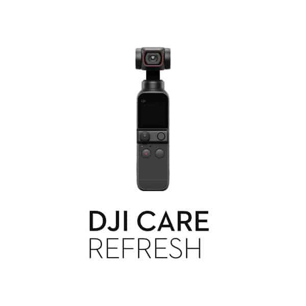 DJI CARE REFRESH PIANO 2 ANNI (POCKET 2)