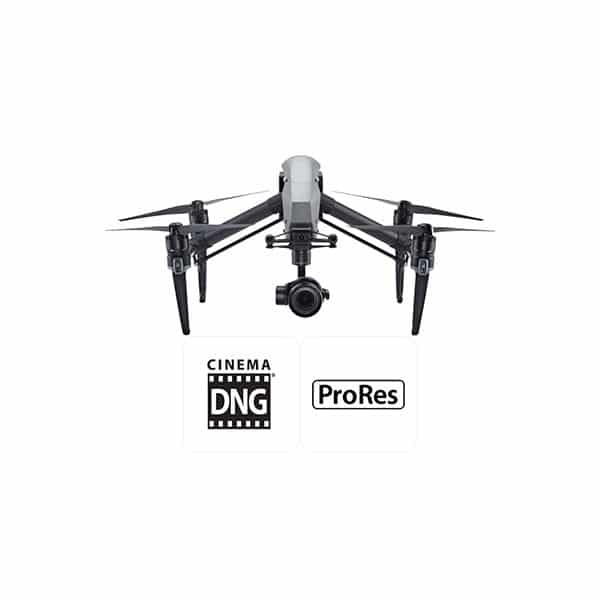 ADVANCED KIT DJI INSPIRE 2 + ZENMUSE X5S
